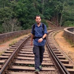 Traversée de l'Inde à pied (52')
