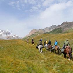 L'aventure kirghize, sur les traces de la panthère des neiges (47')